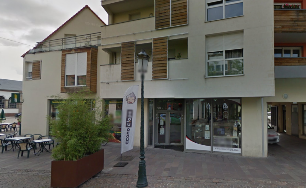 7719 - Local 75 m² - Ex Cogedim