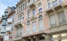 Nouvelle acquisition immobilière au coeur de Baden-Baden en Allemagne